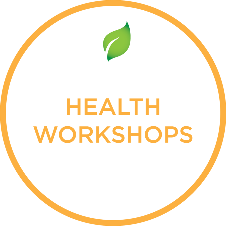 natural health workshops which can be run in the workplace