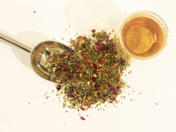 loose leaf relax tea