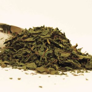 loose leaf peppermint tea