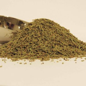 loose leaf rosemary tea