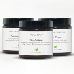 Creams, balms and ointments