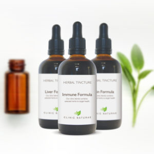 Herbal Tincture Blends